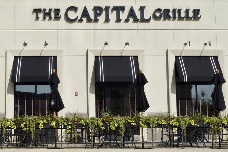 Capital Grille Luncheon
