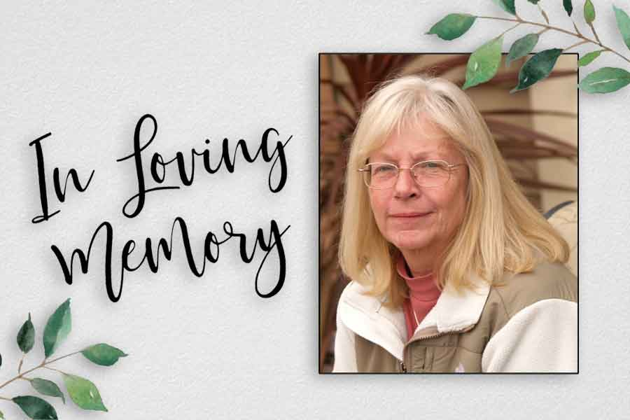 Obituary Page Header for Barbara Heina